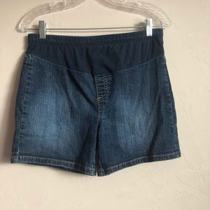 Oh Baby by Motherhood Jean Shorts